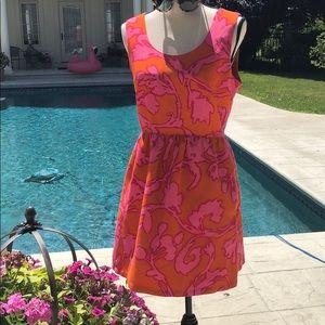 Lovely JB by Julie Brown Mini Dress sz 8 EUC